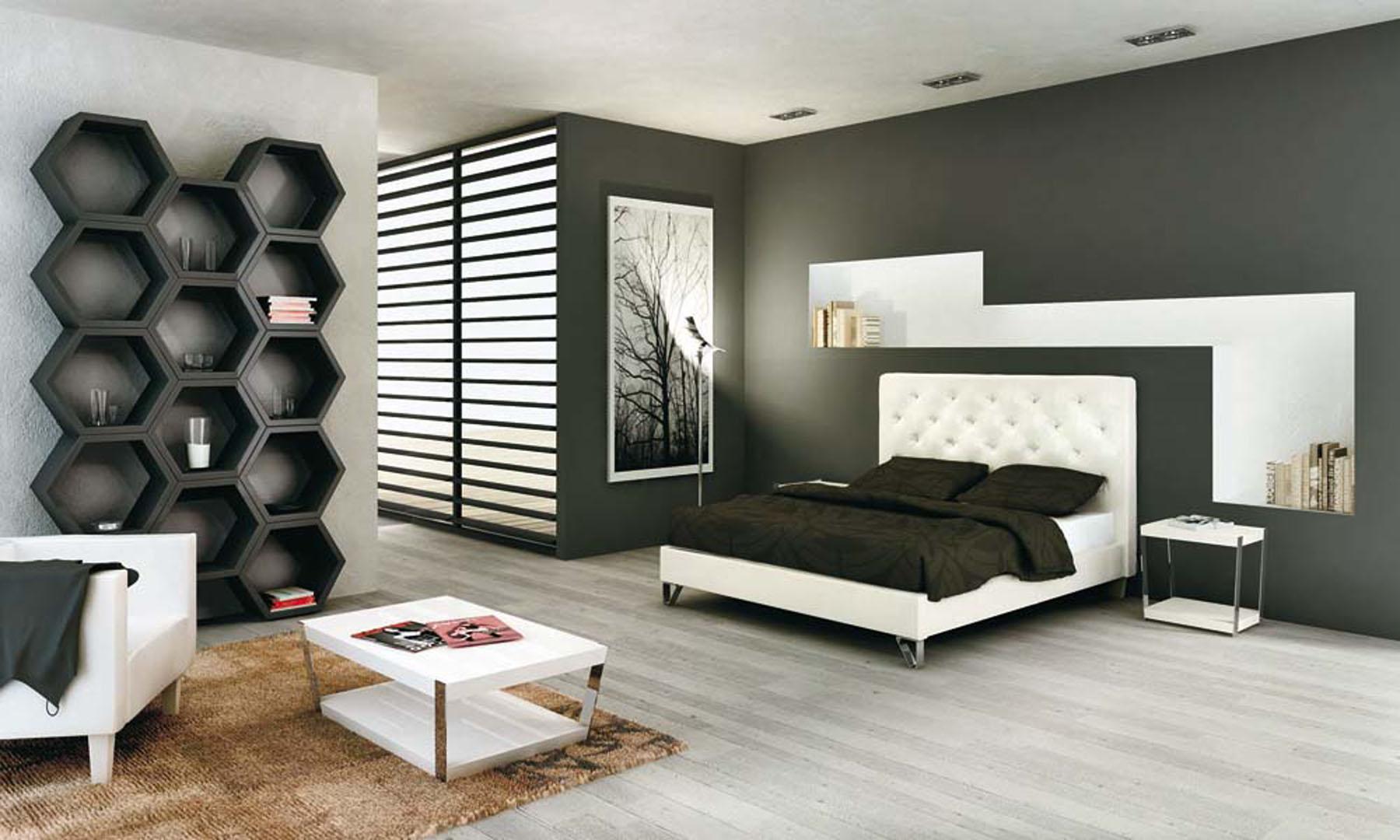 Camere moderne sirigu mobili - Camera da letto berloni ...