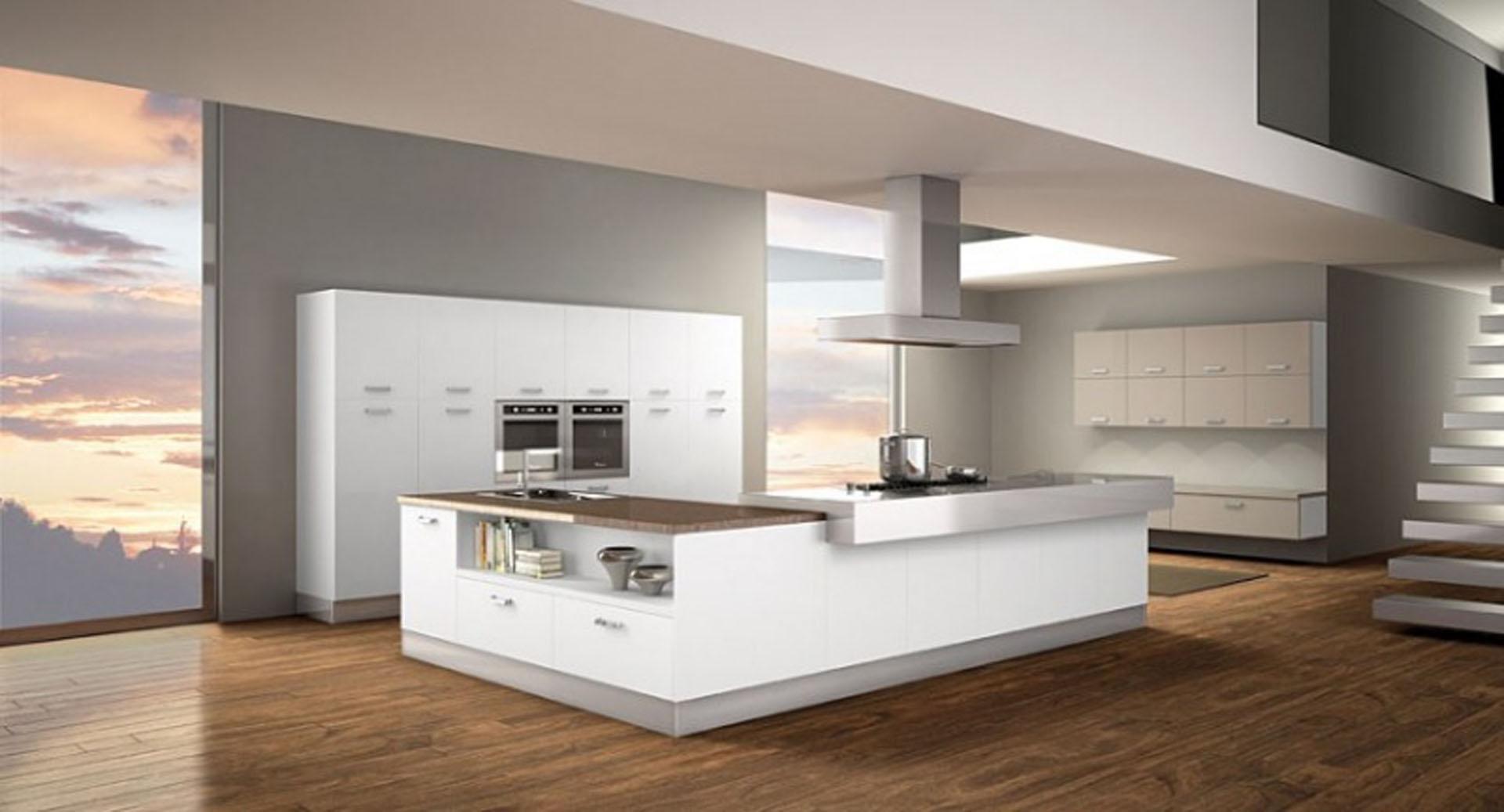 Cucine moderne sirigu mobili for Cucine moderne