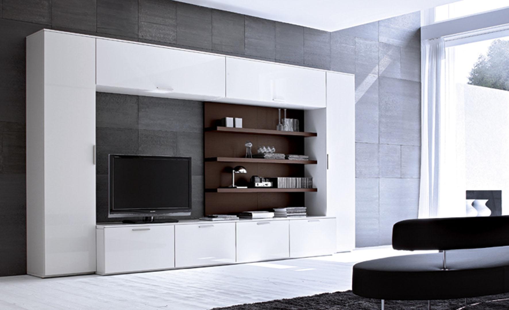 Soggiorni moderni sirigu mobili for Immagini mobili soggiorno moderni